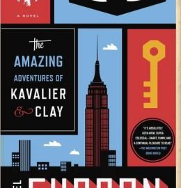 Kenny Charriez Explores the Origin of Superheroes and Chabon's Kavalier and Clay