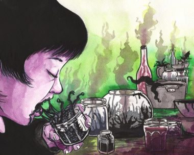 "Re-read: Alyssa Wong's ""Hungry Daughters of Starving Mothers"" (Nightmare Magazine Issue 37)"